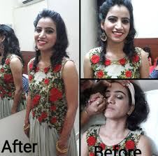 bridal makeup bollywood mac makeup studio uni salon photos indira nagar lucknow
