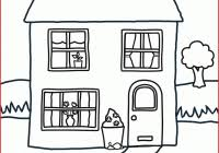 Full House Coloring Pages To Print With House Coloring Pages For