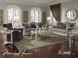 Silver And White Living Room Gray And Black Sofa With Silver Steel Frame Combined With Cream