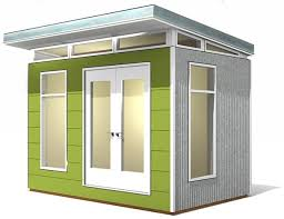 Small Picture 27 best Shed images on Pinterest Backyard studio Modern shed