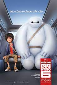 Big Hero 6 / Vietnamese cast - CHARGUIGOU