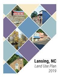 Lansing Nc Land Use Plan 2019 By Cogcommmgr Issuu