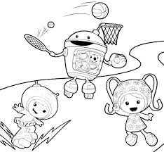 The Best Free Umizoomi Coloring Page Images Download From 236 Free