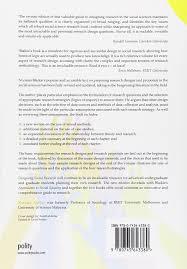 Designing Social Research The Logic Of Anticipation Designing Social Research Amazon Co Uk Norman Blaikie