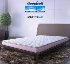 Sleepwell Spinetec Air Mattress Comfort Mattress Mattress