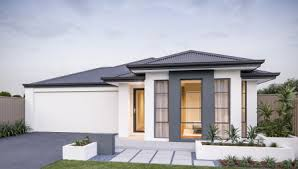 3 Bedroom | Hartland House Design | Elevation | Celebration Homes