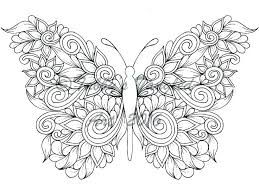 Free Mandala Coloring Pages Butterfly Mandala Coloring Pages Mandala