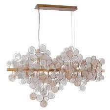 <b>Подвесной светильник Crystal Lux</b> Deseo Gold — купить по цене ...