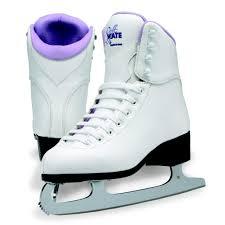 Jackson Ultima Gs184 Tots Figure Skates Size 10 Youth Ice Skating Winter Sports