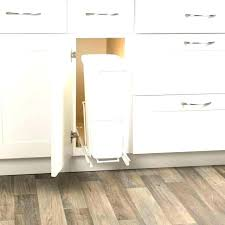 Under cabinet garbage can Rev Trash Can Cabinet Under Sink Trash Can Under The Counter Garbage Cans Cabinet Trash Can Holder Trash Can Cabinet Trash Can Cabinet Best Trash Can Cabinet Ideas On Cabinet Trash Can