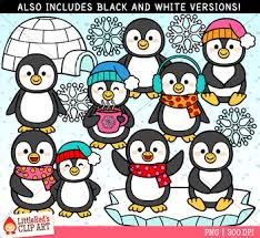 winter penguin clip art. Interesting Clip Winter Penguins Clip Art On Penguin Y