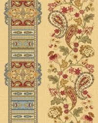 Samsara Quilting Fabric - Cream Border Paisly Stripe & Samsara Quilting Fabric - Cream Border Paisly Stripe Review Adamdwight.com