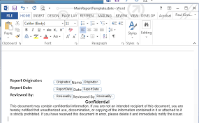 Example Word Documents Create A Microsoft Word Document Part Template Library Matlab