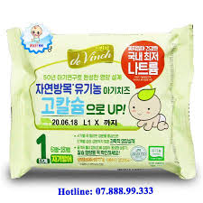 Phomai tách muối namyang cho bé từ 6m+ - Cửa Hàng Bỉm Sữa SUSI Kid
