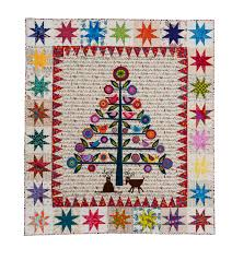 Tree Quilt Patterns Fascinating Oh Christmas Tree QuiltPattern Material Obsession