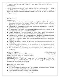 mainframe programmer resume