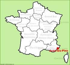 Juan Les Pins Maps France Maps Of Juan Les Pins