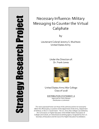 USAWC Publications