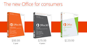 Microsoft Office 365 Pricing Three Months With Microsofts Office 365