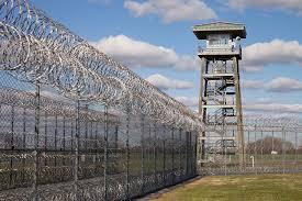 barbed wire fence prison. Barbed Wire Fence Prison L