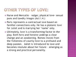 romeo and juliet love essay questions