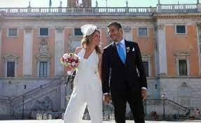 Alessandra Viero si è sposata con Fabio Riveruzzi