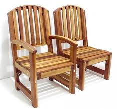 outdoor wooden chairs with arms. Modren Arms Luna Chair  Options With Arms Right Without Left On Outdoor Wooden Chairs A