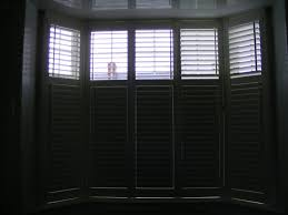 black plantation shutters. Delighful Shutters Black_out_effect_shutters Black Out Plantation Shutters On T