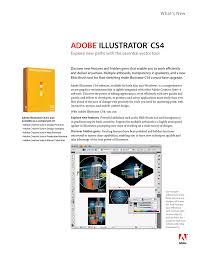 Adobe Design Standard Includes Adobe Illustrator Cs4 Win Box Manualzz Com