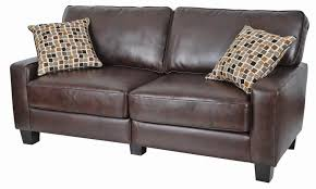 brown leather couch living room ideas. serta brown leather couch featuring 2 comfortable pillows living room ideas e