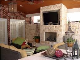 this fireplace tv room is one of two options in a wishpond held on