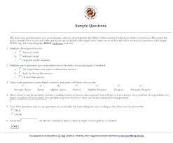 printable questionnaire template. Printable Questionnaire Template Survey Word Mac Maker For justnoco
