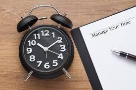 Hasil gambar untuk manajemen waktu