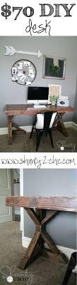 office desk blueprints. Diy Desk For 70 Office Plans Home Blueprints Free Corner