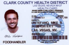 foodhandler course health card certified foodhandler clark county health district nevada 1998