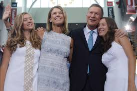 GOP candidate John Kasich and his twin daughters love NYC ...