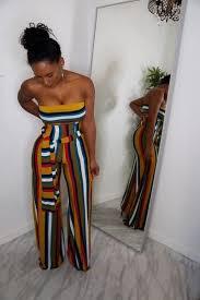 High Waist Palazzo Pants Set – Jadore Fancy   <b>Fashion</b>, African ...