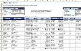 Personal Gun Inventory Spreadsheet Firearm Inspirational Software ...