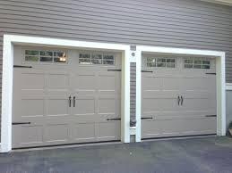 garage door trim ideas extraordinary garage door trim ideas 7 cool model steel within inspirations 5