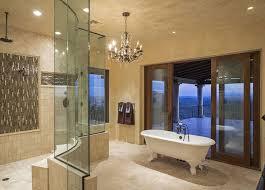 modern mansion master bathroom. 27 Gorgeous Bathroom Chandelier Ideas Designing Idea Modern Mansion Master Bathroom Q