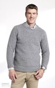Men's Sweater Patterns Magnificent Men's Sweaters ⋆ Crochet Kingdom 48 Free Crochet Patterns