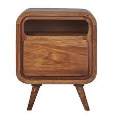 TABLE4U :: Wooden bedside <b>table</b> Marek <b>45x35x55</b> JBN-M13 ...