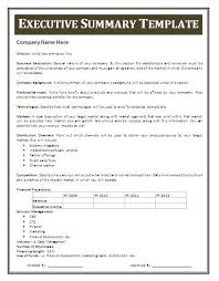 Summer internship project on home loans Executive Project Summary Report Template