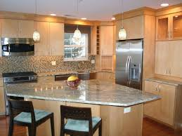 honey maple kitchen cabinets. 79 Types Remarkable Maple Kitchen Cabinets And Elegant Granite Countertops With Honey Paint Colors For Kitchens Cabinet Batlan Concept Beauty Light