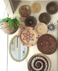 woven wall baskets woven wall baskets pretty view from my bedroom door woven wall baskets and