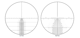 Rifle Scope Power Chart M5xi Military 5 25x56 Rifle Scope Beretta Defense Technologies