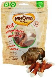 <b>Мнямс лакомство для собак</b> кальцинированные косточки с ...