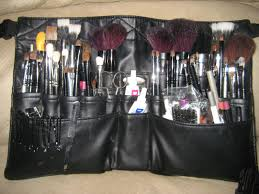 makeup brush tool belt