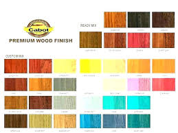 Wood Stain Color Chart Home Depot Dopemedia Com Co