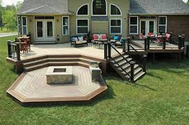 Backyard Decking Designs Amazing Azek Has All Types Of Tools To Help Design Your PVC Dream Deck